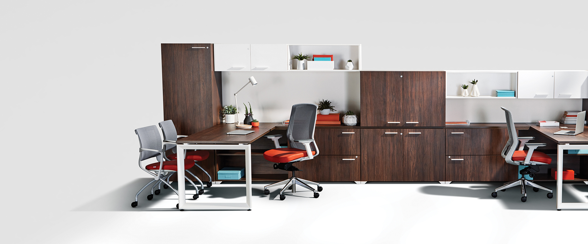 Office furniture guelph - Designed For People Scene Private Office