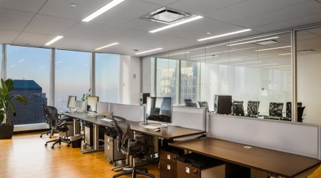 Stunning New York Office