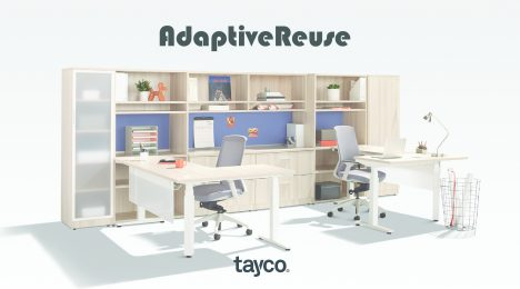 New Representative: Adaptive Reuse